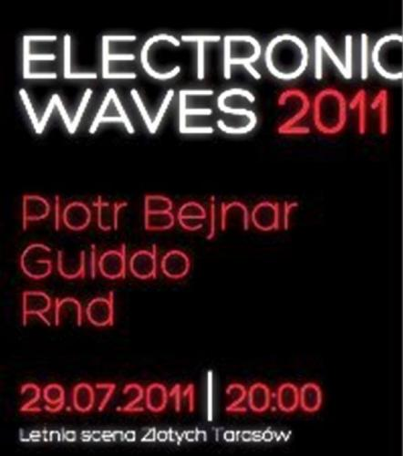 ELECTRONIC WAVES